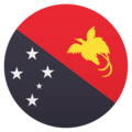 Flag: Papua New Guinea on JoyPixels 5.0