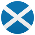 Flag: Scotland on JoyPixels 5.0