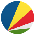 Flag: Seychelles on JoyPixels 5.0