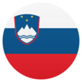 Flag: Slovenia on JoyPixels 5.0