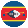Flag: Eswatini on JoyPixels 5.0