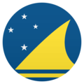 Flag: Tokelau on JoyPixels 5.0