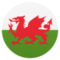 Flag: Wales on JoyPixels 5.0
