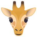 Giraffe on JoyPixels 5.0
