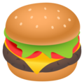 Hamburger on JoyPixels 5.0