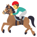 Horse Racing on JoyPixels 5.0