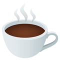 Hot Beverage on JoyPixels 5.0