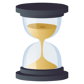 Hourglass Not Done on JoyPixels 5.0