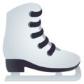 Ice Skate on JoyPixels 5.0