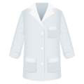 Lab Coat on JoyPixels 5.0