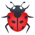 Lady Beetle on JoyPixels 5.0