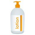 Lotion Bottle on JoyPixels 5.0
