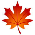 Maple Leaf on JoyPixels 5.0