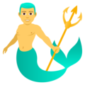 Merman on JoyPixels 5.0