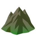 Mountain on JoyPixels 5.0