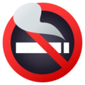 No Smoking on JoyPixels 5.0