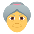 Old Woman on JoyPixels 5.0