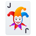 Joker on JoyPixels 5.0