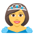 Princess on JoyPixels 5.0