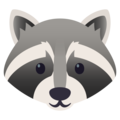 Raccoon on JoyPixels 5.0