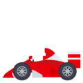 Racing Car on JoyPixels 5.0