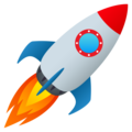 Rocket on JoyPixels 5.0
