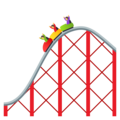Roller Coaster on JoyPixels 5.0