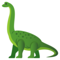 Sauropod on JoyPixels 5.0