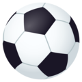 Soccer Ball on JoyPixels 5.0