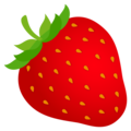 Strawberry on JoyPixels 5.0