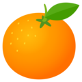 Tangerine on JoyPixels 5.0