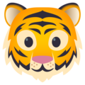 Tiger Face on JoyPixels 5.0
