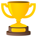 Trophy on JoyPixels 5.0