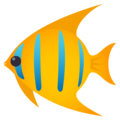 Tropical Fish on JoyPixels 5.0