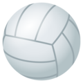 Volleyball on JoyPixels 5.0