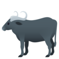 Water Buffalo on JoyPixels 5.0