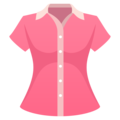 Woman's Clothes on JoyPixels 5.0