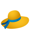 Woman's Hat on JoyPixels 5.0