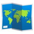 World Map on JoyPixels 5.0