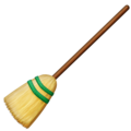Broom on Emojipedia 11.1