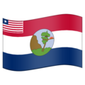 Flag for Nimba (LR-NI) on Emojipedia 11.1