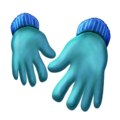 Gloves on Emojipedia 11.1