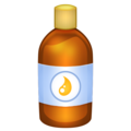 Lotion Bottle on Emojipedia 11.1