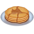 Pancakes on Emojipedia 11.1