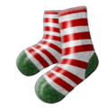 Socks on Emojipedia 11.1