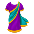 Sari on Emojipedia 12.0