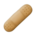 Adhesive Bandage on Emojipedia 12.0