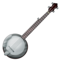 Banjo on Emojipedia 12.0