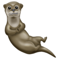 Otter on Emojipedia 12.0