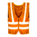 Safety Vest on Emojipedia 12.0